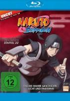 Naruto Shippuden - Staffel 22 / Itachis wahre Geschichte - Licht und Finsternis (Blu-ray)