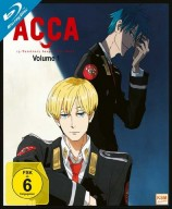 ACCA - 13 Territory Inspection Dept. - Volume 1 / Episode 1-4 (Blu-ray)