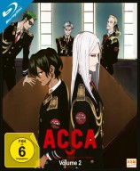 ACCA - 13 Territory Inspection Dept. - Volume 2 / Episode 5-8 (Blu-ray)