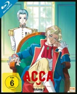 ACCA - 13 Territory Inspection Dept. - Volume 3 / Episode 9-12 (Blu-ray)