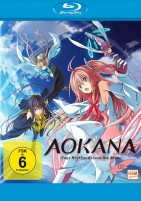 Aokana - Four Rhythm Across the Blue - Volume 2 / Episode 07-12 (Blu-ray)