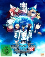Phantasy Star Online 2 - Volume 1 / Episode 1-4 / inkl. Sammelschuber (Blu-ray)