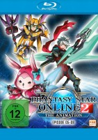 Phantasy Star Online 2 - Volume 2 / Episode 5-8 (Blu-ray)