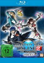 Phantasy Star Online 2 - Volume 3 / Episode 9-12 (Blu-ray)