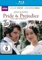 Pride & Prejudice - Stolz und Vorurteil - Langfassung (Blu-ray)
