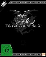 Tales of Zestiria the X - Staffel 01 (DVD)