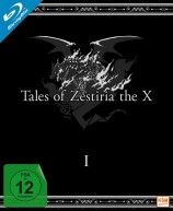 Tales of Zestiria the X - Staffel 01 (Blu-ray)