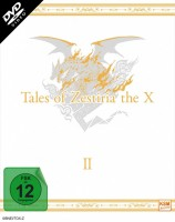 Tales of Zestiria the X - Staffel 02 (DVD)