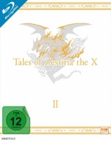 Tales of Zestiria the X - Staffel 02 (Blu-ray)