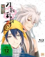 Touken Ranbu Hanamaru - Volume 3 / Episode 9-12 (Blu-ray)