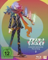 Concrete Revolutio - Staffel 2 / Volume 2 / Episode 7-11 (Blu-ray)