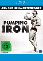 Pumping Iron (Blu-ray)