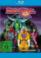 Bravestarr - Die komplette Serie / Episode 01-65 + Pilotfilm / New Edition (Blu-ray)