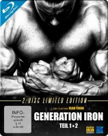 Generation Iron - Teil 1+2 / Limited Edition (Blu-ray)