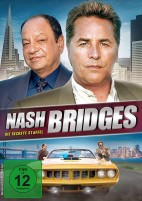 Nash Bridges - Staffel 6 / Episoden 101-122 (DVD)