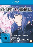 Ghost in the Shell: Stand Alone Complex - Gesamtedition / Episode 1-52 (Blu-ray)