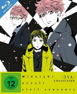 Midnight Occult Civil Servants - OVA-Collection (Blu-ray)