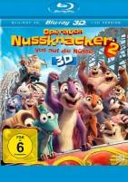 Operation Nussknacker 2 - Voll auf die Nüsse - Blu-ray 3D + 2D (Blu-ray)