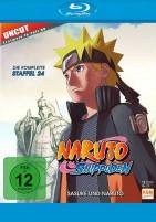 Naruto Shippuden - Staffel 24 / Sasuke und Naruto (Blu-ray)
