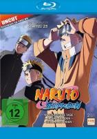 Naruto Shippuden - Staffel 25 / Nostalgische Tage (Blu-ray)