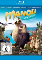 Manou - flieg' flink! (Blu-ray)