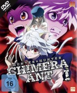 HunterxHunter - Volume 8 / Episode 76-88 (DVD)