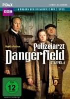 Polizeiarzt Dangerfield - Pidax Serien-Klassiker / Staffel 4 (DVD)