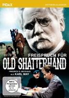 Freispruch für Old Shatterhand - Pidax Historien-Klassiker (DVD)