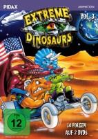 Extreme Dinosaurs - Pidax Animation / Vol. 3 (DVD)