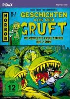 Geschichten aus der Gruft - Pidax Animation / Staffel 1 (DVD)