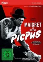 Maigret und der Fall Picpus - Pidax Film-Klassiker (DVD)