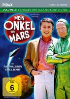 Mein Onkel vom Mars - Pidax Serien-Klassiker / Vol. 2 (DVD)