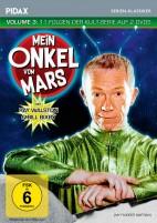 Mein Onkel vom Mars - Pidax Serien-Klassiker / Vol. 3 (DVD)