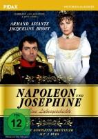 Napoleon und Josephine - Eine Liebesgeschichte - Pidax Historien-Klassiker (DVD)