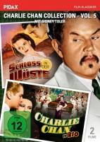 Charlie Chan Collection - Pidax Film-Klassiker / Vol. 5 (DVD)