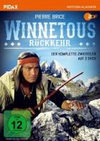Winnetous Rückkehr - Pidax Western-Klassiker (DVD)