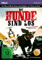 Die Hunde sind los - Pidax Animation / Remastered Edition (DVD)