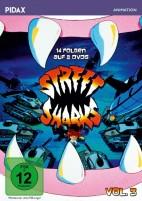 Street Sharks - Pidax Animation / Vol. 3 (DVD)