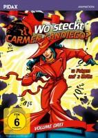 Wo steckt Carmen Sandiego? - Pidax Animation / Vol. 3 (DVD)