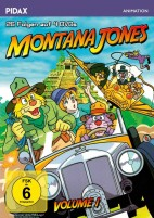 Montana Jones - Pidax Animation / Vol. 1 (DVD)