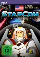 StarCom - Das Galaxis-Team - Pidax Animation (DVD)