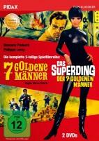 7 goldene Männer & Das Superding der 7 goldenen Männer - Pidax Film-Klassiker (DVD)