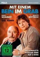 Mit einem Bein im Grab - Pidax Serien-Klassiker (DVD)