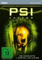 PSI Factor - Chroniken des Paranormalen - Staffel 1 / Pidax Serien-Klassiker (DVD)