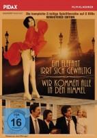 Ein Elefant irrt sich gewaltig & Wir kommen alle in den Himmel - Pidax Film-Klassiker / Remastered Edition (DVD)