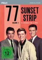 77 Sunset Strip - Pidax Serien-Klassiker / Vol. 1 (DVD)