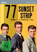 77 Sunset Strip - Pidax Serien-Klassiker / Vol. 2 (DVD)