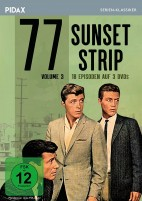 77 Sunset Strip - Pidax Serien-Klassiker / Vol. 3 (DVD)