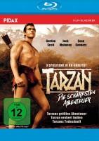 Tarzan - Die schärfsten Abenteuer - Pidax Film-Klassiker (Blu-ray)