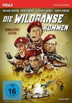 Die Wildgänse kommen - Pidax Film-Klassiker / Remastered Edition (DVD)